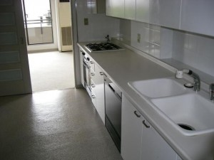 L7階キッチン