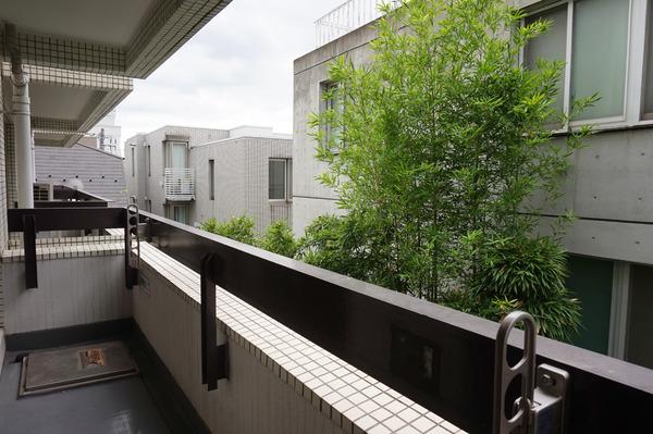 サンライン南青山ハイツ302バルコニー.jpg