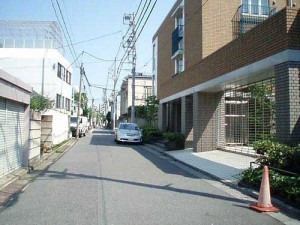 パークコート表参道-外観写真