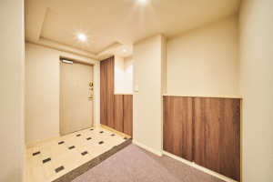 パークコート表参道1F-玄関