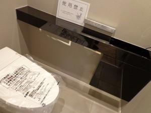 青山コーポラスのトイレ