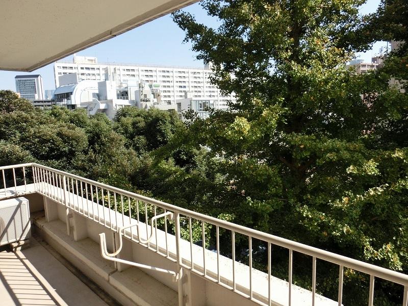 代官山マンション-眺望写真
