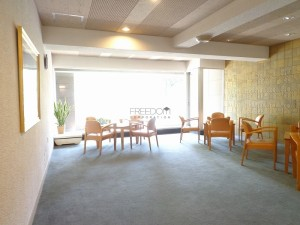 赤坂アーバンライフのエントランスホール
