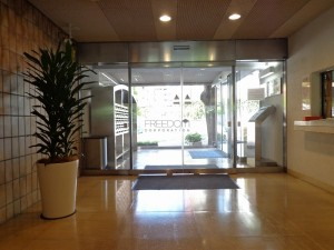 赤坂アーバンライフのエントランス画像