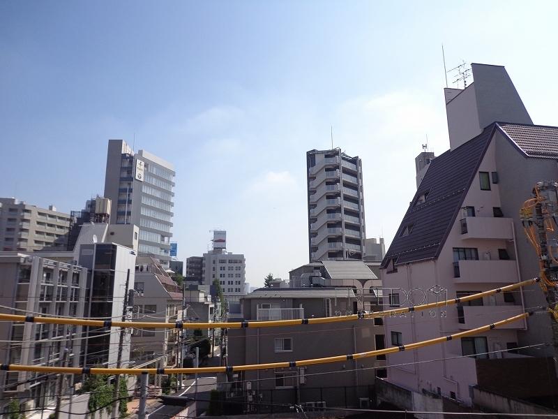 秀和高樹町レジデンス3F-眺望写真