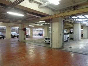 シャトー東洋南青山-駐車場画像