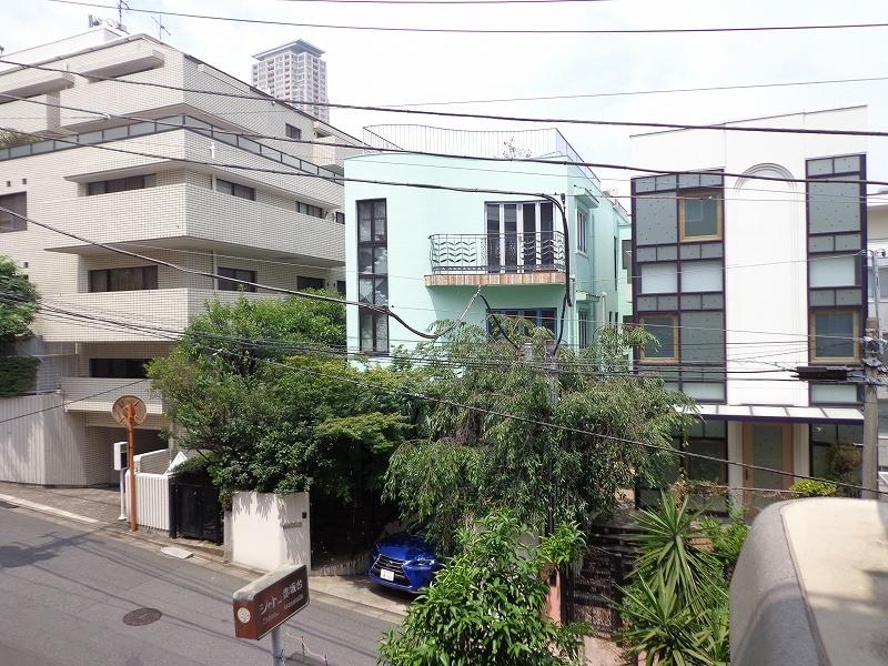 シャトー赤坂台2F部分-洋室写真