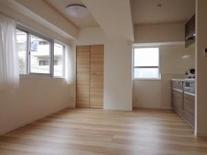 シャトー赤坂台2F部分-室内写真