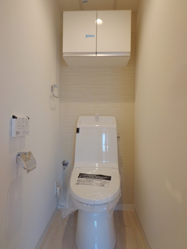 シャトー赤坂台2F-トイレ写真