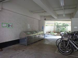 永谷ヒルプラザ六本木-共用部写真