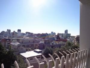 シャトー東洋南青山6F-眺望写真