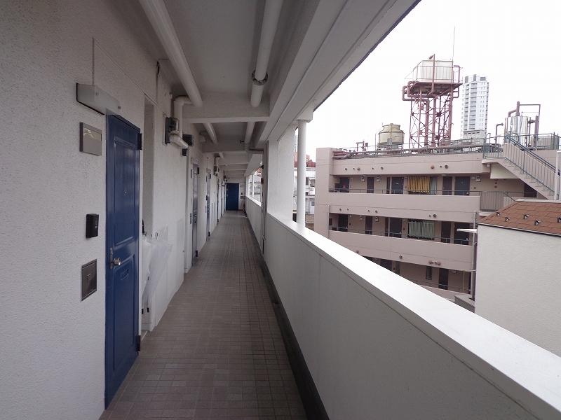 秀和赤坂檜町レジデンス外観共用部 (27)