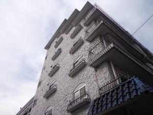 秀和赤坂檜町レジデンス外観共用部 (3)