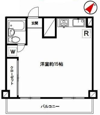 南青山スカイハイツ5F - コピー