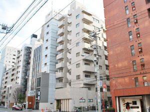 タウンハウス南青山-外観写真