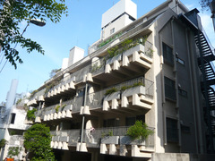 チサンマンション原宿 事務所!