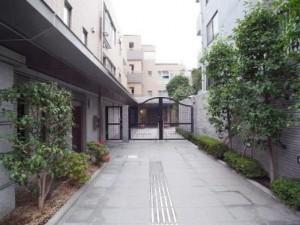 ライオンズマンション南青山グランフォート-共用部