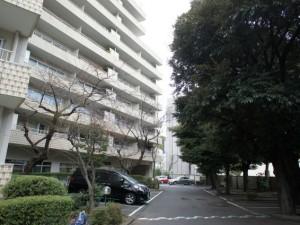 代官山マンション外観 (9)