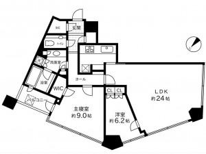 パークコート赤坂ザタワー29F (1)