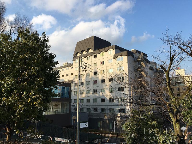 秀和赤坂レジデンシャルホテル
