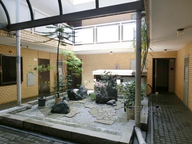 ライオンズマンション原宿‗外観共用部