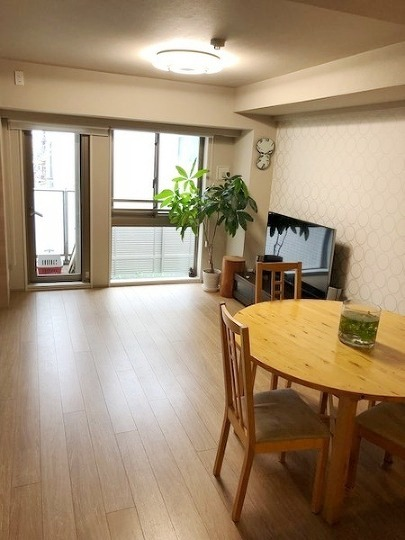 オープンレジデンシア表参道est 3階_室内写真