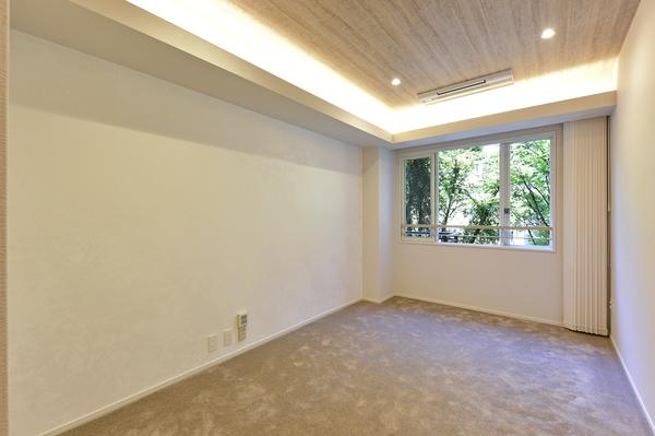 広尾ガーデンヒルズB棟4F_室内写真
