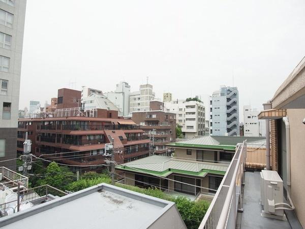 日興児玉バレス南青山5F-眺望写真