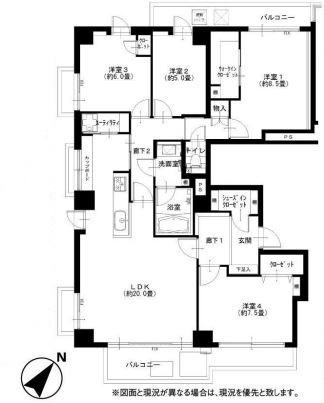 GSハイム南青山205号室 (1)