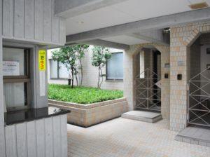 ガーデン南青山-共用部写真