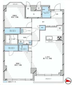 スカイプラザ赤坂202図面.jpg