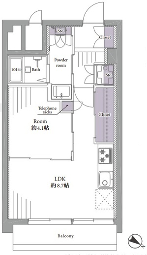 秀和松濤レジデンス402号室 (1) - コピー.jpg