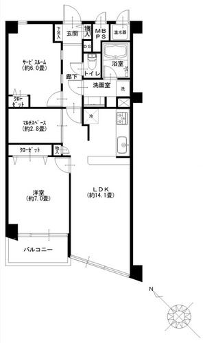 ハイツ赤坂402号室 (7).jpg