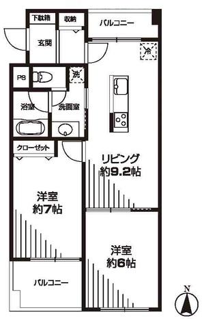 インペリアル広尾504号.jpg