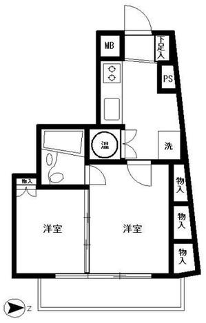シャトー青山第3 7F (1) - コピー.jpg