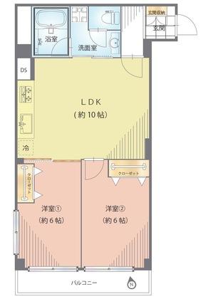 秀和麻布笄町レジデンス5F (3) - コピー.jpg