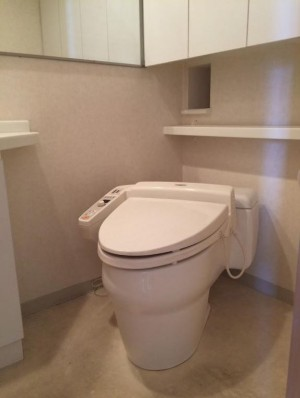 401トイレ