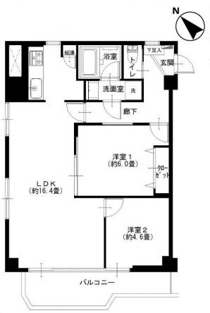 氷川アネックス2号館501号室 (1)