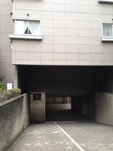 赤坂アーバンライフ206号用駐車場 (1)