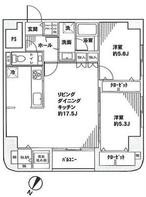 小田急南青山マンション401.jpg