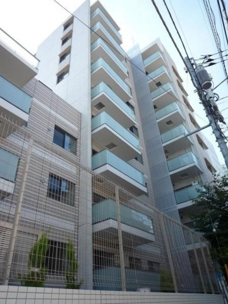 オープンレジデンシア南青山外観共用部 (7)
