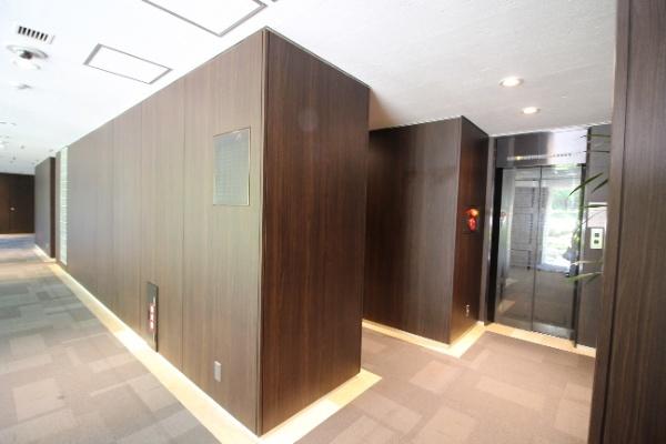 広尾ガーデンヒルズH棟エレベーター