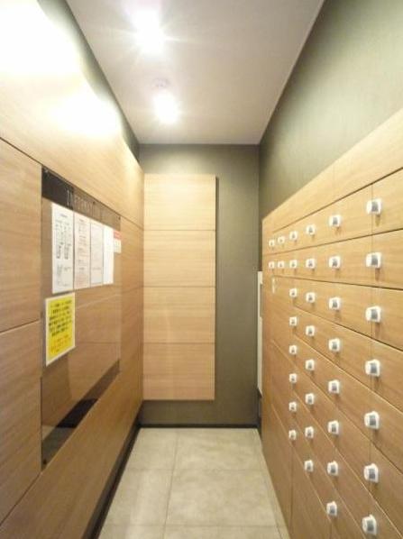 オープンレジデンシア南青山外観共用部 (4)
