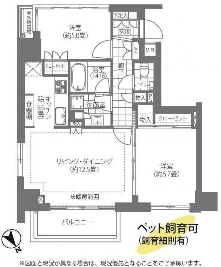 オープンレジデンシア南青山8F (1)