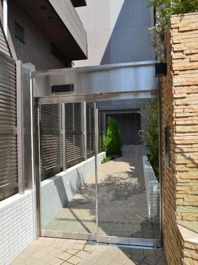 オープンレジデンシア南青山外観共用部 (6)