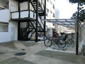 秀和参宮橋レジデンス-外観写真
