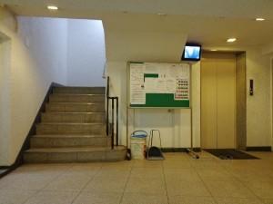 秀和六本木レジデンス-エレベーター