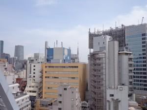 秀和六本木レジデンス-屋上からの眺望