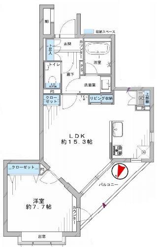 インペリアル表参道208号室 (1)