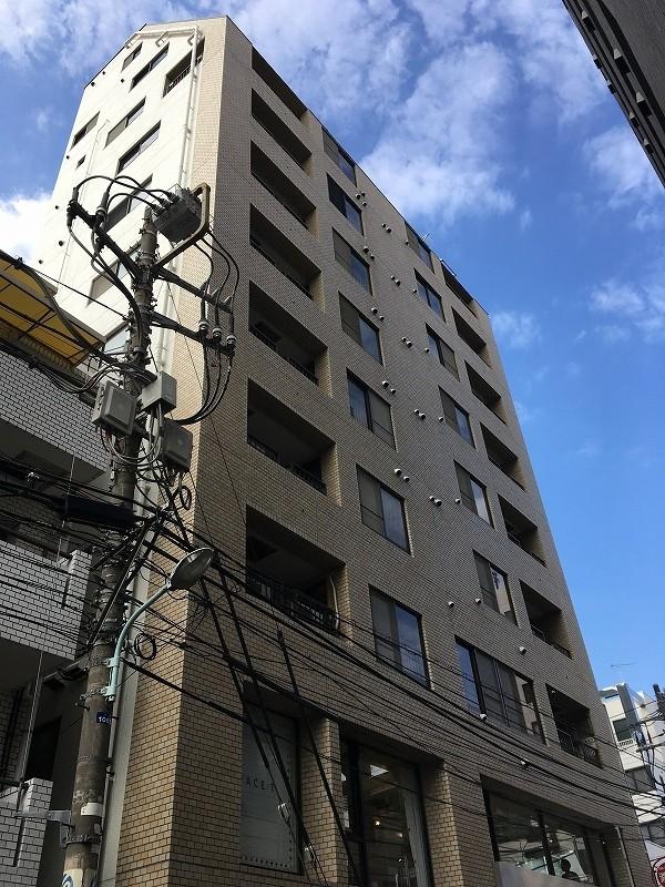 ライオンズマンション南青山シドニービル 外観共用部 (3)